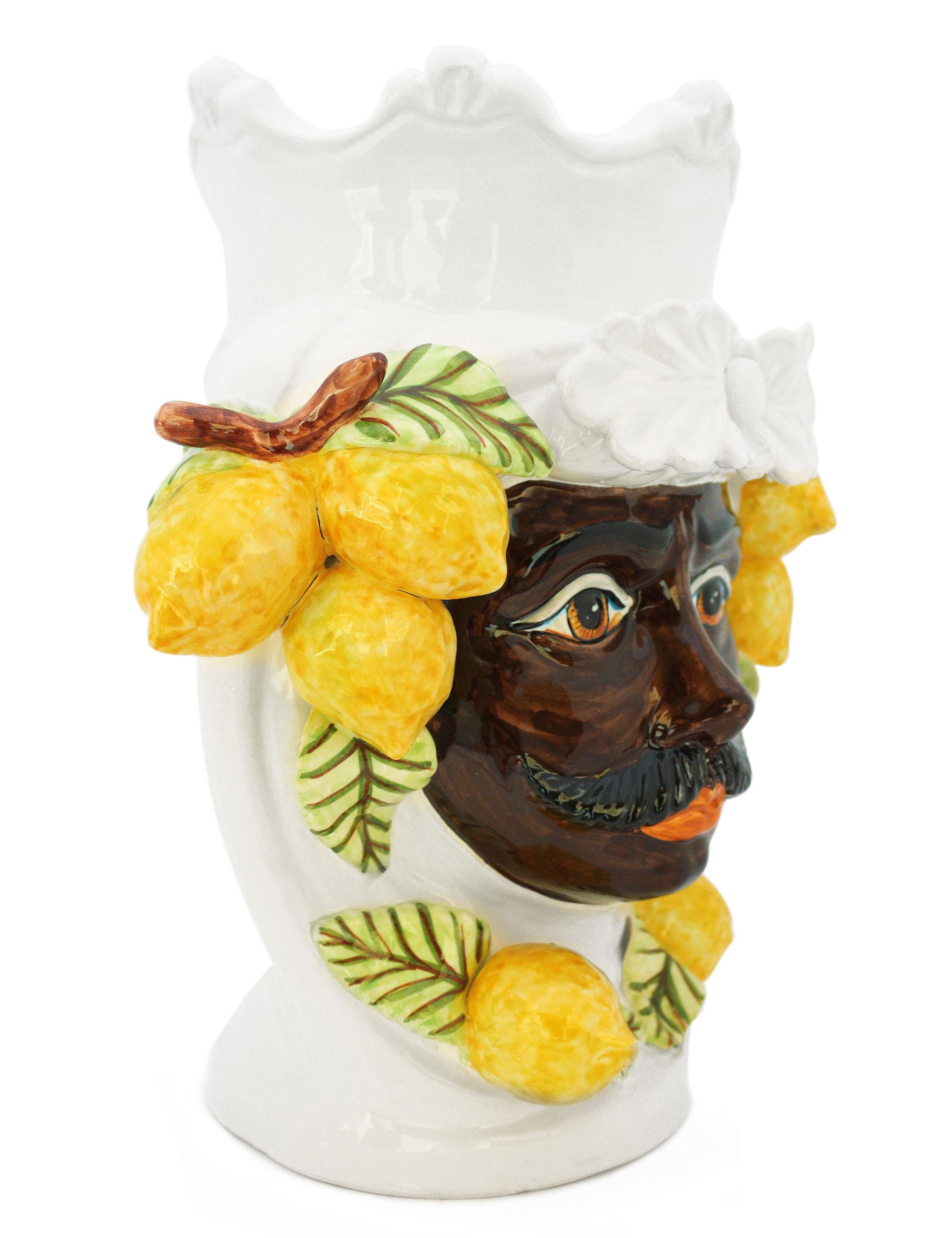 testa di moro limoni dimensione grande Ubaldo laterale