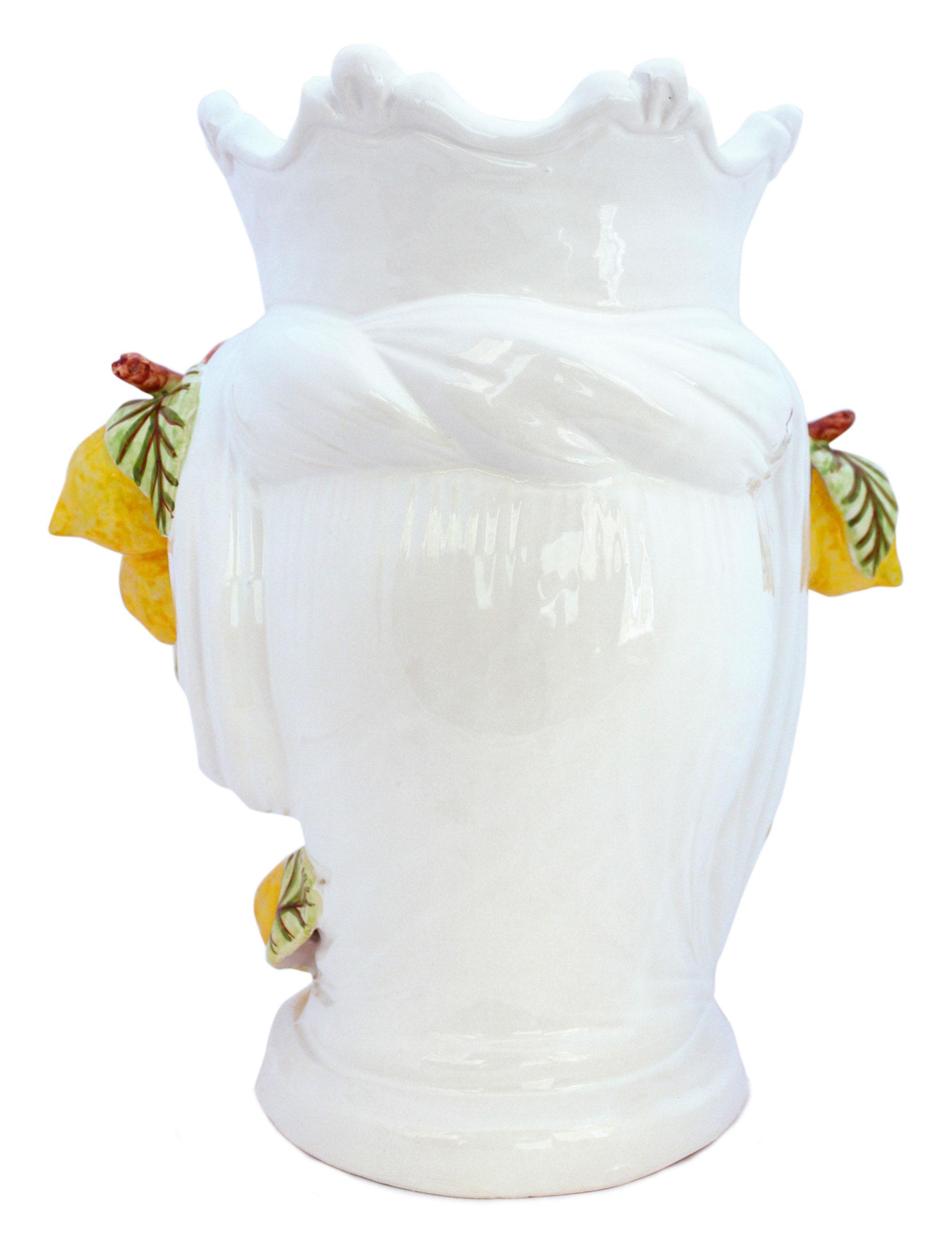testa di moro limoni dimensione grande Ubaldo posteriore