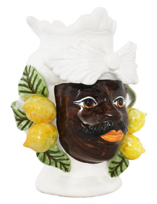 testa di moro limoni dimensione media Ubaldo laterale