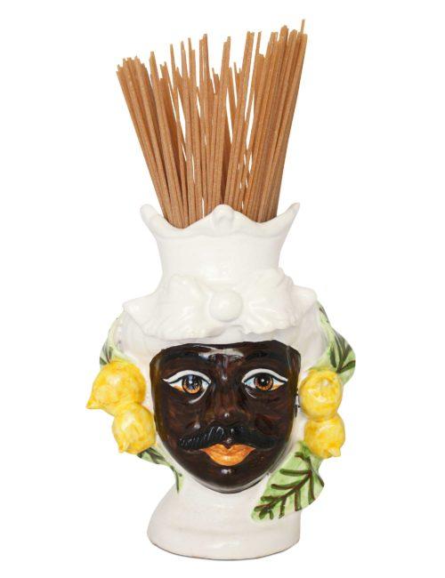 testa di moro piccola Ubaldo spaghetti