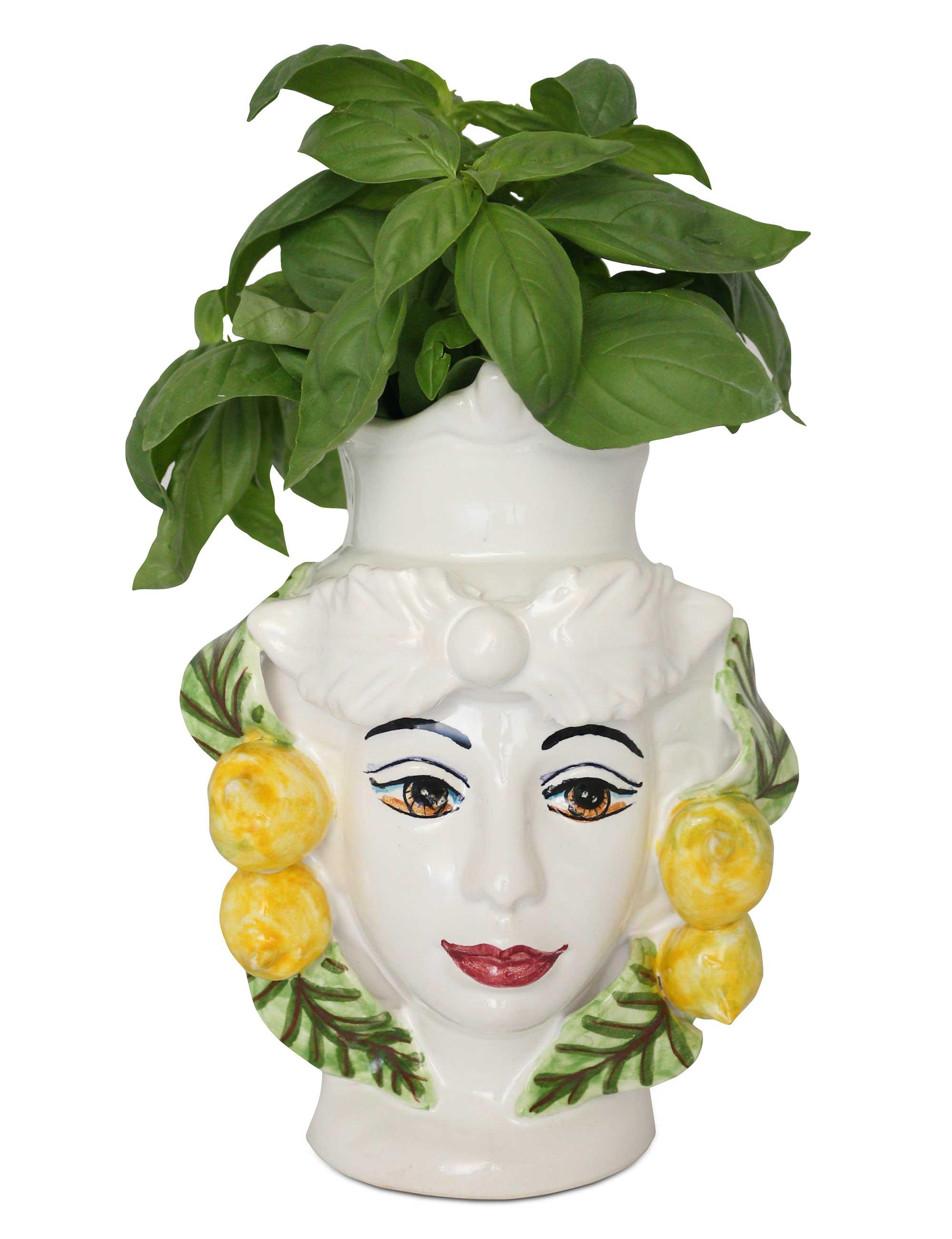 teste di moro ceramiche caltagirone