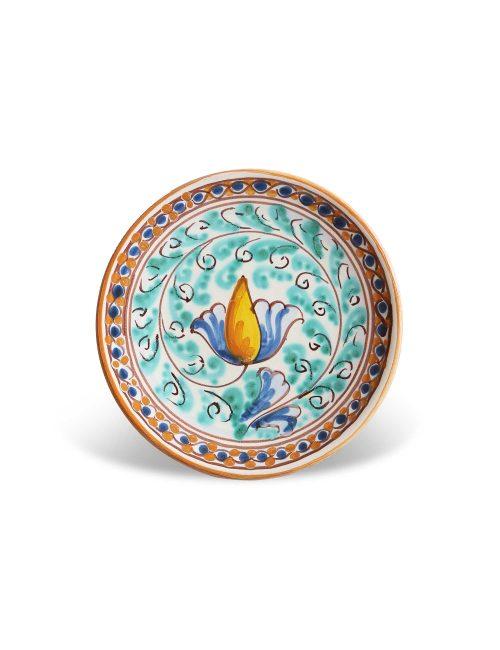 piattino ceramica artistica siciliana