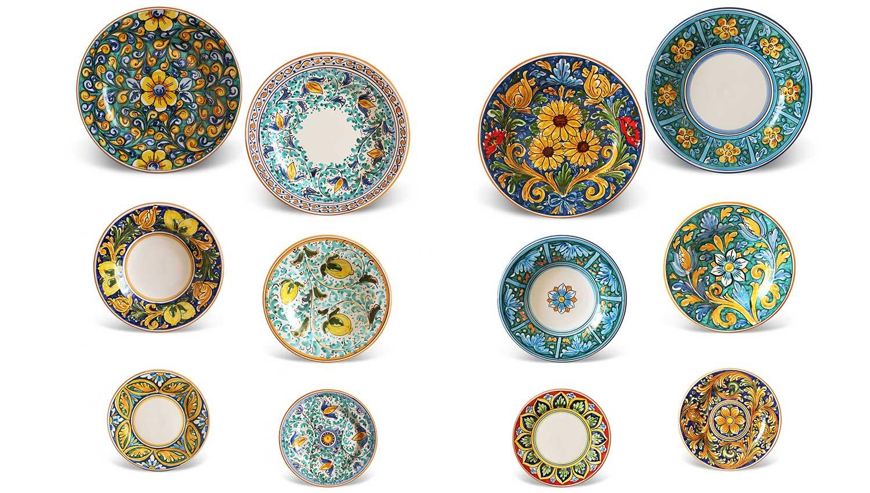 Piastrelle Di Ceramica Decorate.Ceramiche Caltagirone Maremoro Tutto Il Fascino Della Sicilia