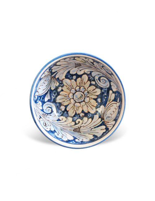 Coppa ceramica decorata Francavilla